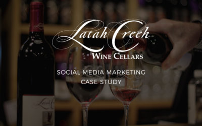 Case Study: Social Media Marketing – Latah Creek Winery